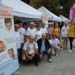 Volontari Aido per il ristoro