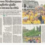 Da L'Eco di Bergamo del 16 settembre 2013