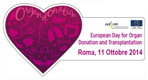 European Organ Donation Day Roma 2014
