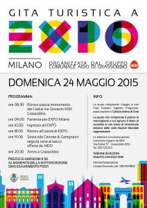 Brochure visita EXPO 24 maggio 2015
