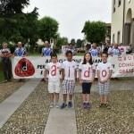 2015.06.14 Grassobbio - 40° Aido Grassobbio    - a Palazzo Belli sede Aido con Gruppo Ciclistico Aido Grassobbio