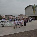 2015.06.14 - 40° Aido Grassobbio - Via Papa Giovanni XXIII - piazzale Chiesa Santa Famiglia di Nazaret