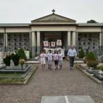 2015.06.14 - 40° Aido Grassobbio - Via Papa Giovanni XXIII  - al Cimitero