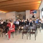 2015.06.14 - 40° Aido Grassobbio - Via Papa Giovanni XXIII  -  Sala della Comunità - uditori