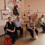 2015.06.14 - 40° Aido Grassobbio - Via Papa Giovanni XXIII  -  Sala della Comunità - Alfieri e Aidini