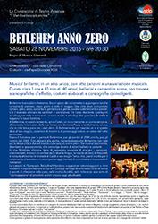 AIDO - Bethlem anno zero