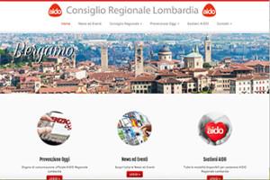 Sito AIDO Lombardia