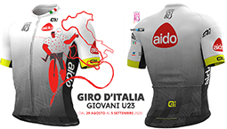 AIDO Sponsor Giro d'Italia Under 23 2020